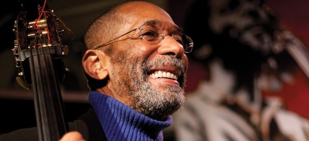 ron carter photo by fortuna sung